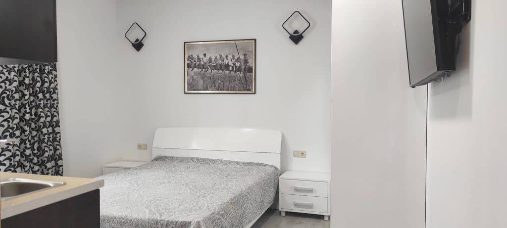 2-х местный люкс однокомнатный. Спальня