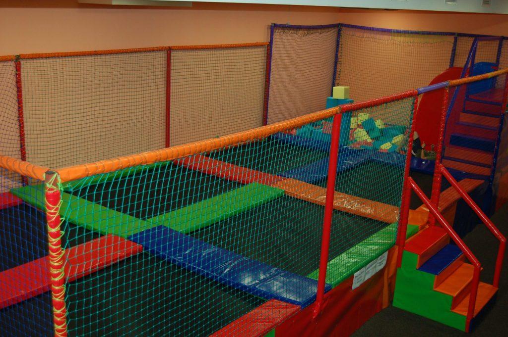 Дитяча кімната з батутами в Кирилівці
