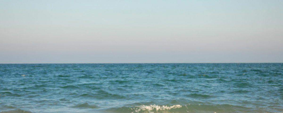 Морський пляж