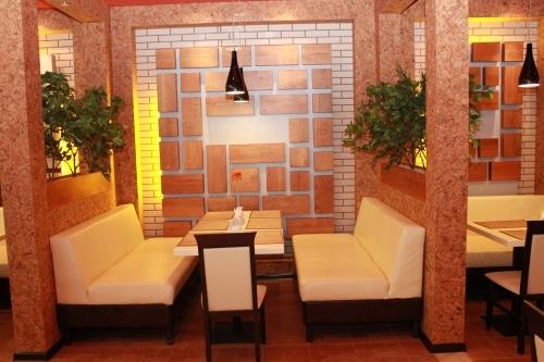Ресторан. Місця для відпочинку