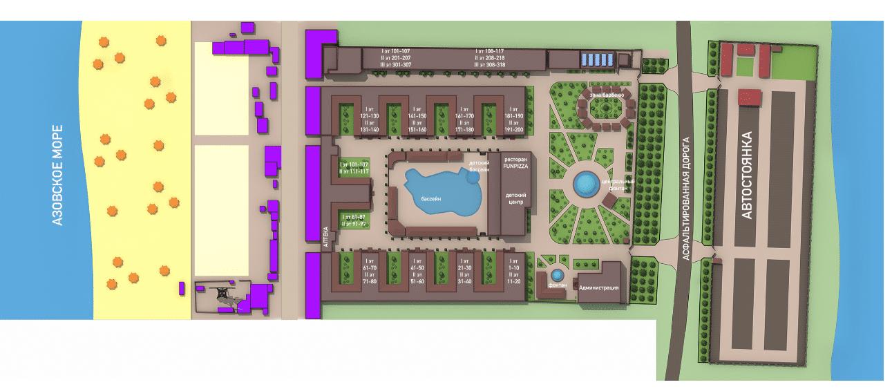 Мапа бази